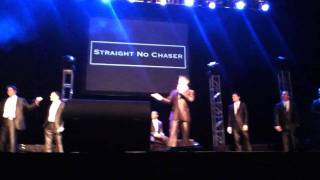 "Straight No Chaser - New Year's Eve 2010 - ""chicken Fried"""