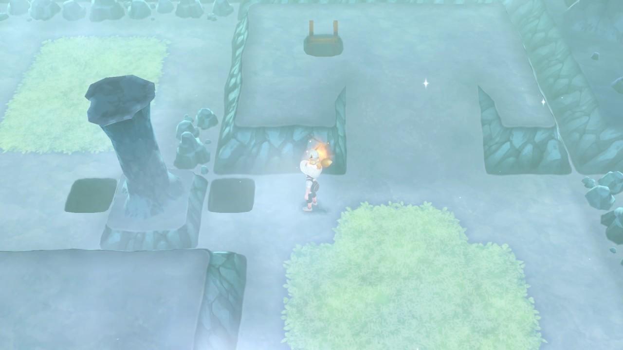Pokemon Let's Go Seafoam Island Guide