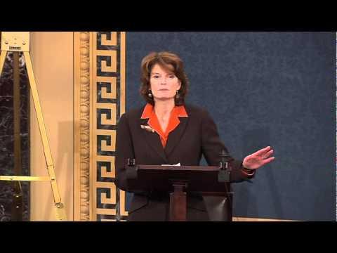 Senator Lisa Murkowski Floor Speech: Alaskan Impact of Highway Bill  2/15/12