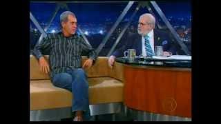 Jô Soares entrevista Honério Coutinho 20/04/2012
