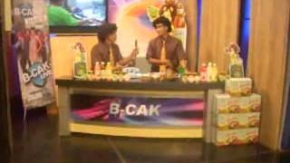 VIDEO B CAK LIVE JTV SEGMENT I
