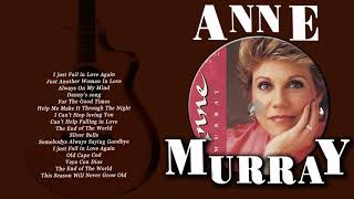 Anne Murray Greatest Hits Playlist - Anne Murray Best Female Country Singers Legends