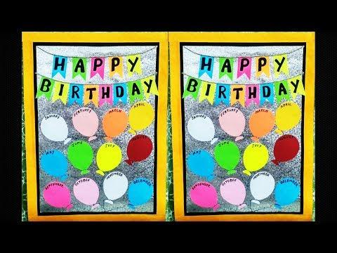 Birthday Chart For Classroom L Birthday Bulletin Board Ideas L