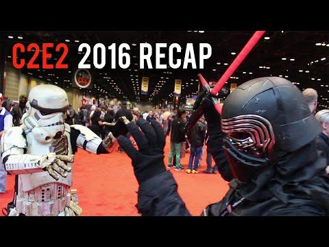 C2E2 2016 Recap