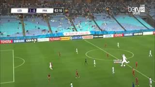 Uzbekistan vs North Korea 1-0 ( Узбекистан против Северная Корея ) Asian Nations Cup HD