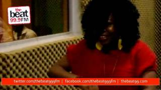 PROJECTFAME 2011 WINNER MONICA OGAH ON THE MORNING RUSH