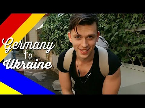 Travel to Ukraine, Lviv / Last few hours in Germany before the Worldtrip
