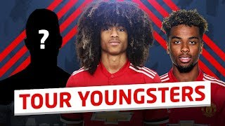 5 Academy Players On Manchester United Pre-Season Tour 2018