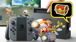 Top 10 New Characters for Mario Kart 8: Switch - Hidden Chest EX