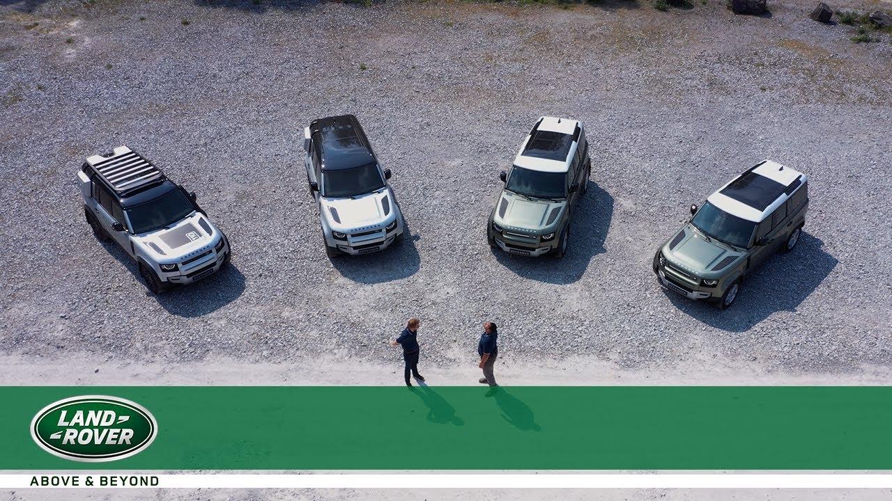 Land Rover | Defender Deutschlandpremiere im Land Rover Experience Center in Wülfrath