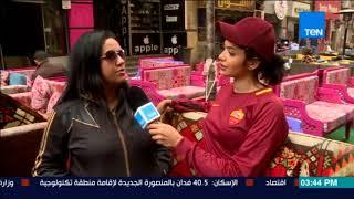 TeN sport - البنات لما بتفتي في كرة القدم.. يا ترى ليه المغربي وليد أزارو مبيلعبش في منتخب مصر؟!