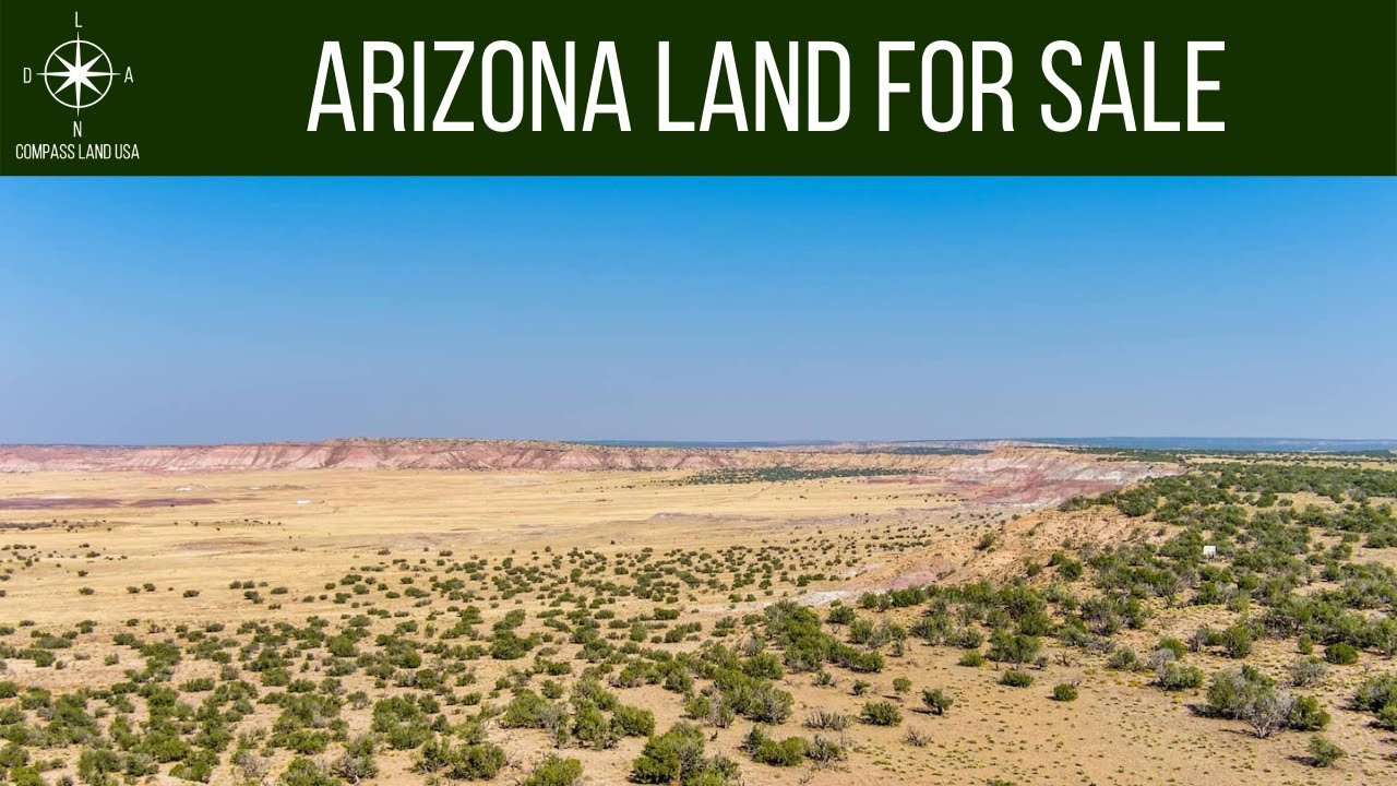 SOLD By Compass Land USA - 37.73 Acres Land for Sale in St Johns Apache County Arizona