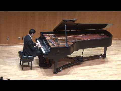 DMA recital at Lloyd Ultan Hall, University of Minnesota