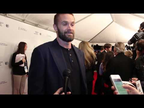 Red Carpet Interview with 'Just Before I Go' star Garret Dillahunt