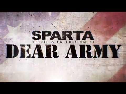 """Dear Army..."" by Staff Sgt. Dusky Van Ness"
