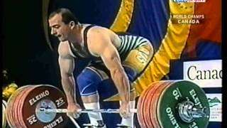 2003 World Weightlifting 85 kg
