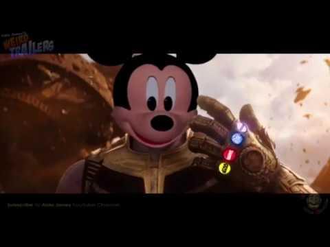 Clean Avengers Infinity War Trailer Spoof Clean Aldo Jones Youtube