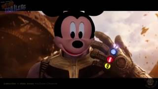 (CLEAN) Avengers Infinity War trailer spoof clean Aldo Jones
