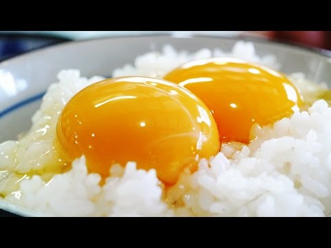 No Talk Cooking 6 : Easiest Japanese Popular Breakfast / TKG好きですか?
