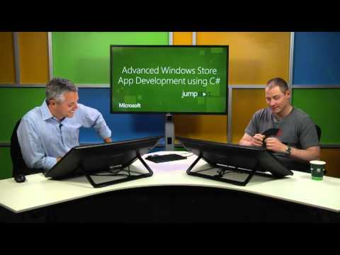 Advanced Windows Store App Development using C# - 8 of 8 - Advanced Features