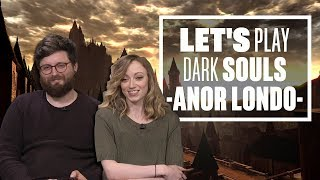 Let's Play Dark Souls Episode 12: LIKE A MANDARIN TO THE BALLS