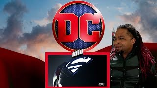 Supergirl | Supergirl Comic-Con® 2018 Trailer Reaction (DC is Killing it!!)
