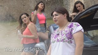 Tila Maria Sesto Ft Many & Mono- Ponte A Vacilar (Official Video)
