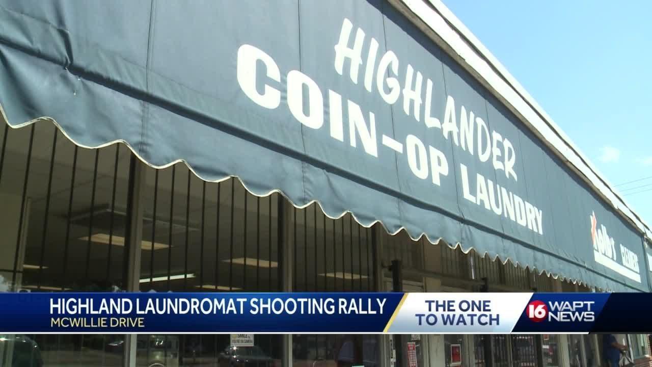 Fundraiser held for laundromat in Jackson