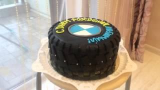 Торт Колесо. Торты в Сочи 89384955858