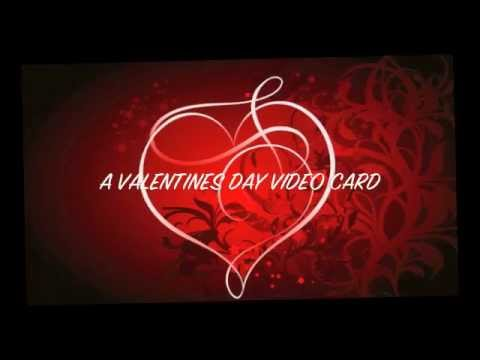 A SEXY VALENTINES VIDEO CARD YouTube – Valentine Day Video Card