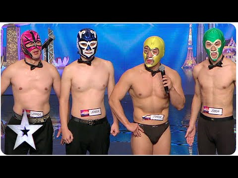 Mask Performers' Silly Antics Make Judges Laugh | Asia's Got Talent Episode 5