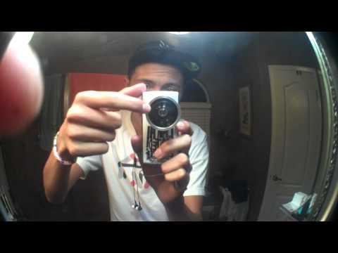 Flip Ultra HD With Fisheye Lens