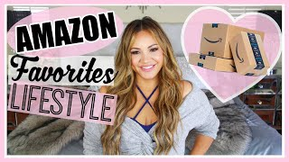 AMAZON FAVORITES! Lifestyle Edition PART 1