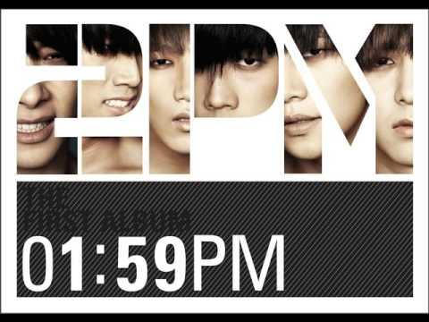 [FULL ALBUM] 2PM- 1집 1:59PM
