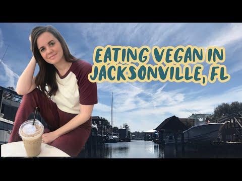 Eating Vegan in Jacksonville, FL