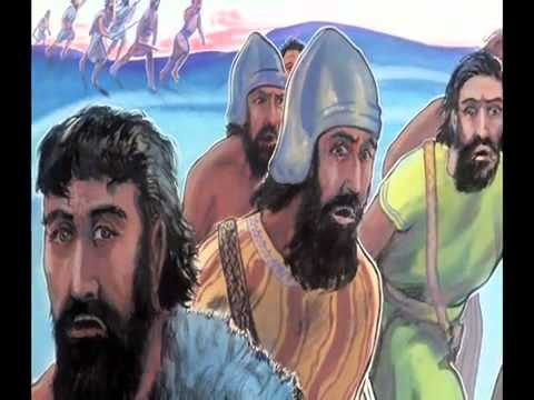 ISRAEL: 3,500 Years Of Biblical History In 6 Minutes