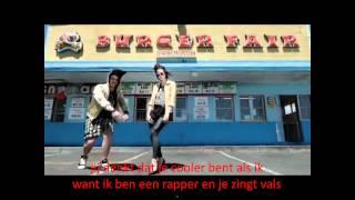 Jack Parow - Cooler als ikke ! - Cooler As Ekke [Dutch Lyrics Subtitled].mp4