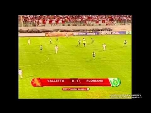 Floriana vs. Valletta (3-2) - The Derby (27/08/2007)