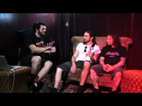 GOATWHORE Summer Slaughter 2012 Metal Injection Interview