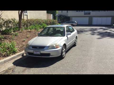 1998 Honda Civic EX Review - the best budget economy car available