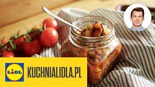 NAJLEPSZA KONFITURA z cukinii i pomidorów | Karol Okrasa & Kuchnia Lidla