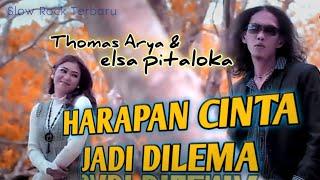 Download Lirik Harapan Cinta Jadi Dilema - Thomas Arya  (Not Official Video)