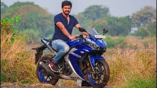 2018 Yamaha R3 Review - Sports Tourer | Faisal Khan