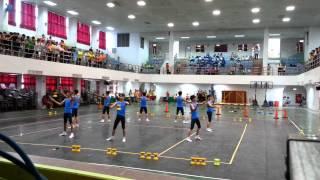 103年全民運動會 民俗體育賽程 團體扯鈴男子組決賽