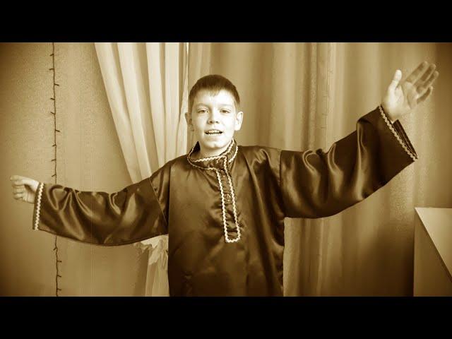 Изображение предпросмотра прочтения – АандрейВодянов читает произведение «Гой ты, Русь, моя родная!..» С.А.Есенина