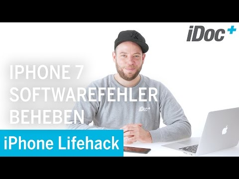 IPhone 7 Softwarefehler Beheben (Recovery Modus, DFU)
