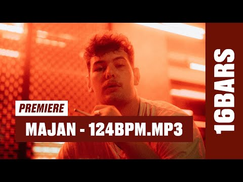 MAJAN - 124BPM.mp3 (prod. By Jugglerz) | 16BARS Videopremiere