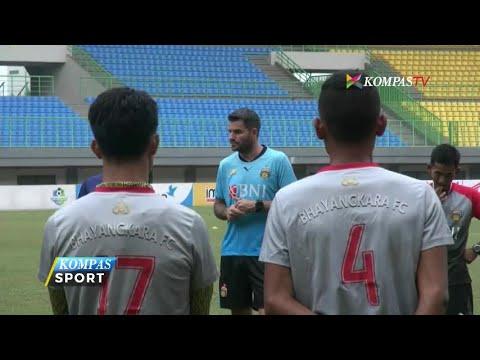 Bhayangkara FC Bertekad Bangkit dari Kekalahan