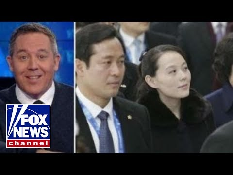 Gutfeld on media's fawning coverage of Kim Jong Un's sister