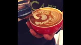 Mao Latte Art (Roomcafe)